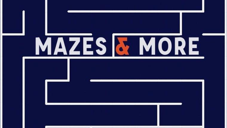 لعبة الالغاز Mazes & More
