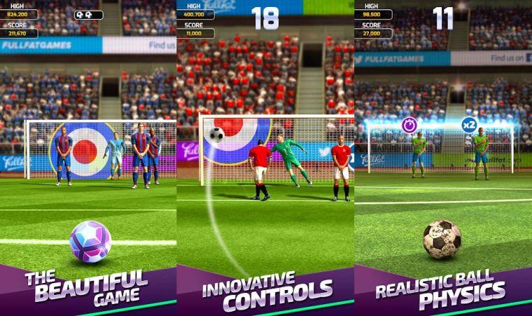 لعبة Flick Soccer