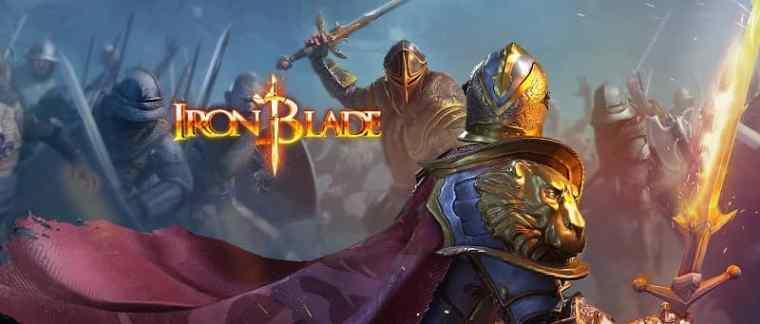 لعبة Iron Blade Medieval Legends RPG