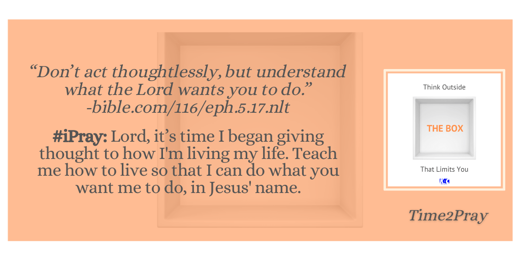 Time2Pray – Thoughtless Life