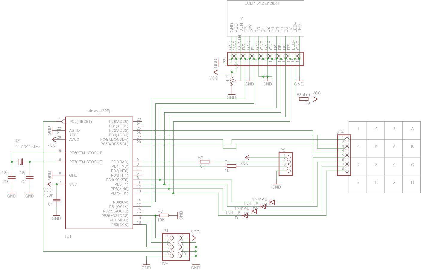 Simple Serial Terminal For Development And Debugging