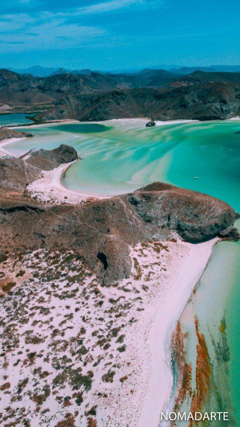 Balandra-481 baja california sur playas de mexico
