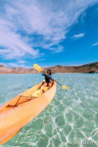 Balandra-kayak-13 baja california sur playas de mexico