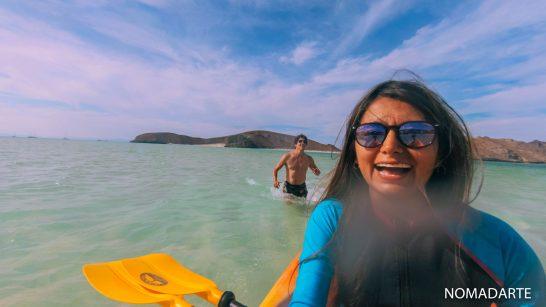 Balandra-kayak-41 baja california sur playas de mexico
