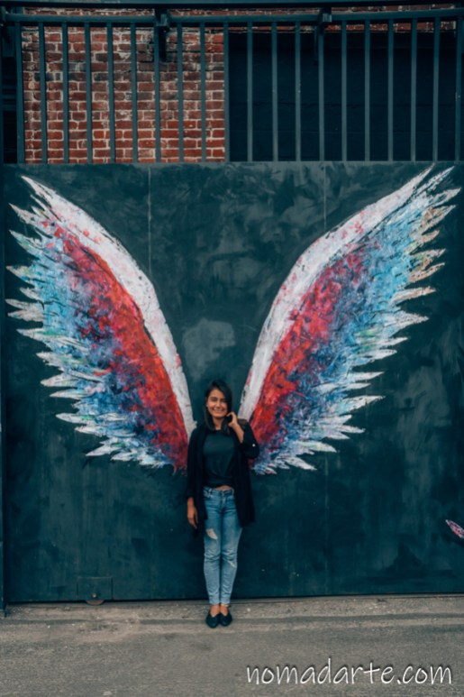 alas LA, los angeles, murales, graffitisac