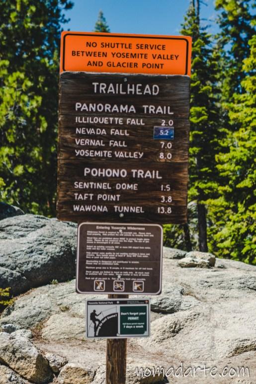 Parque Nacional Yosemite nomadarte vanlife-133