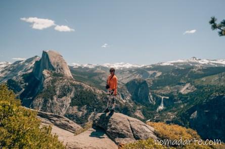 Parque Nacional Yosemite nomadarte vanlife-46