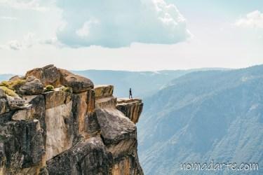 Parque Nacional Yosemite nomadarte vanlife-82