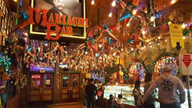 Mi Tierra restaurant in San Antonio, Texas