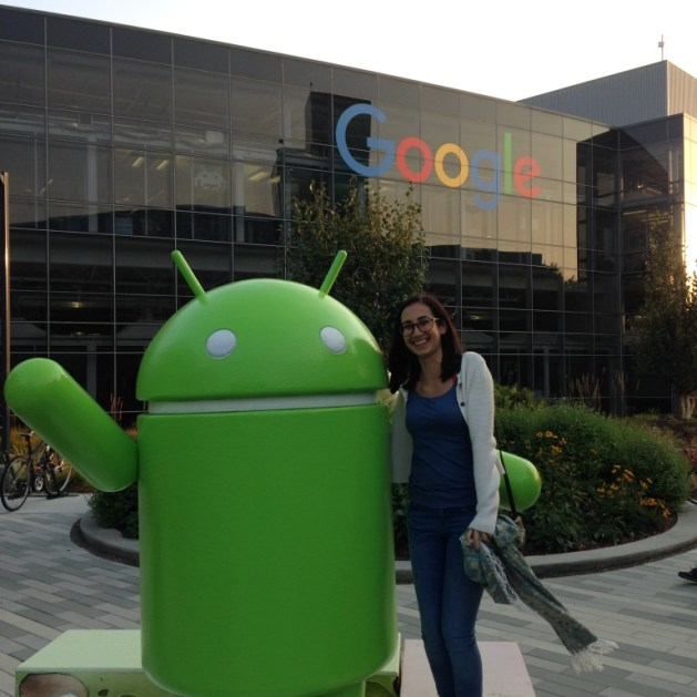 Google Headquarters - Daniela