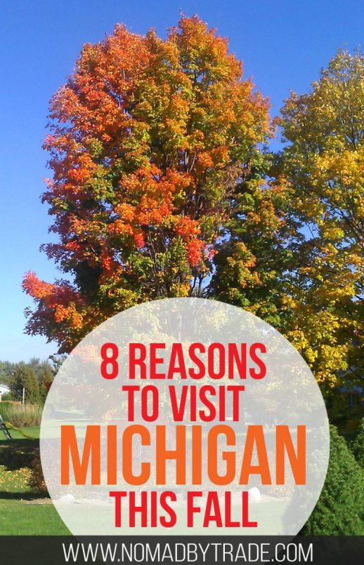 There are tons of great things to do in Michigan in the fall. Detroit | Thanksgiving parade | Oktoberfest | Frankenmuth | Michigan football | Fall foliage | Zoo Boo | Greenfield Village | Cider Mills