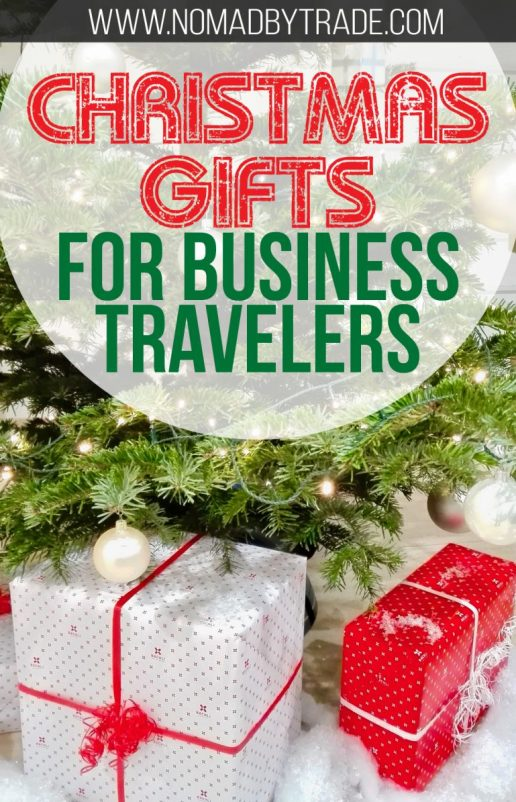 Christmas gifts for business travelers nomad by trade for Christmas gifts for travelers