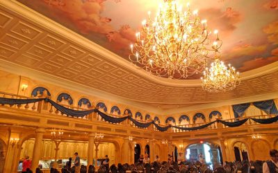 Be Our Guest Restaurant – Breakfast, Lunch, or Dinner?