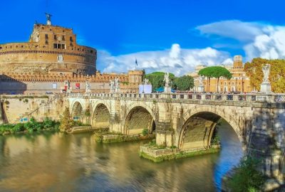 Castel Sant'Angelo tour in Rome