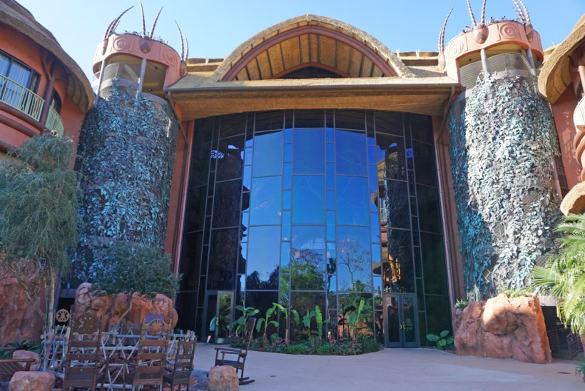 Disney's Animal Kingdom Lodge tips and review
