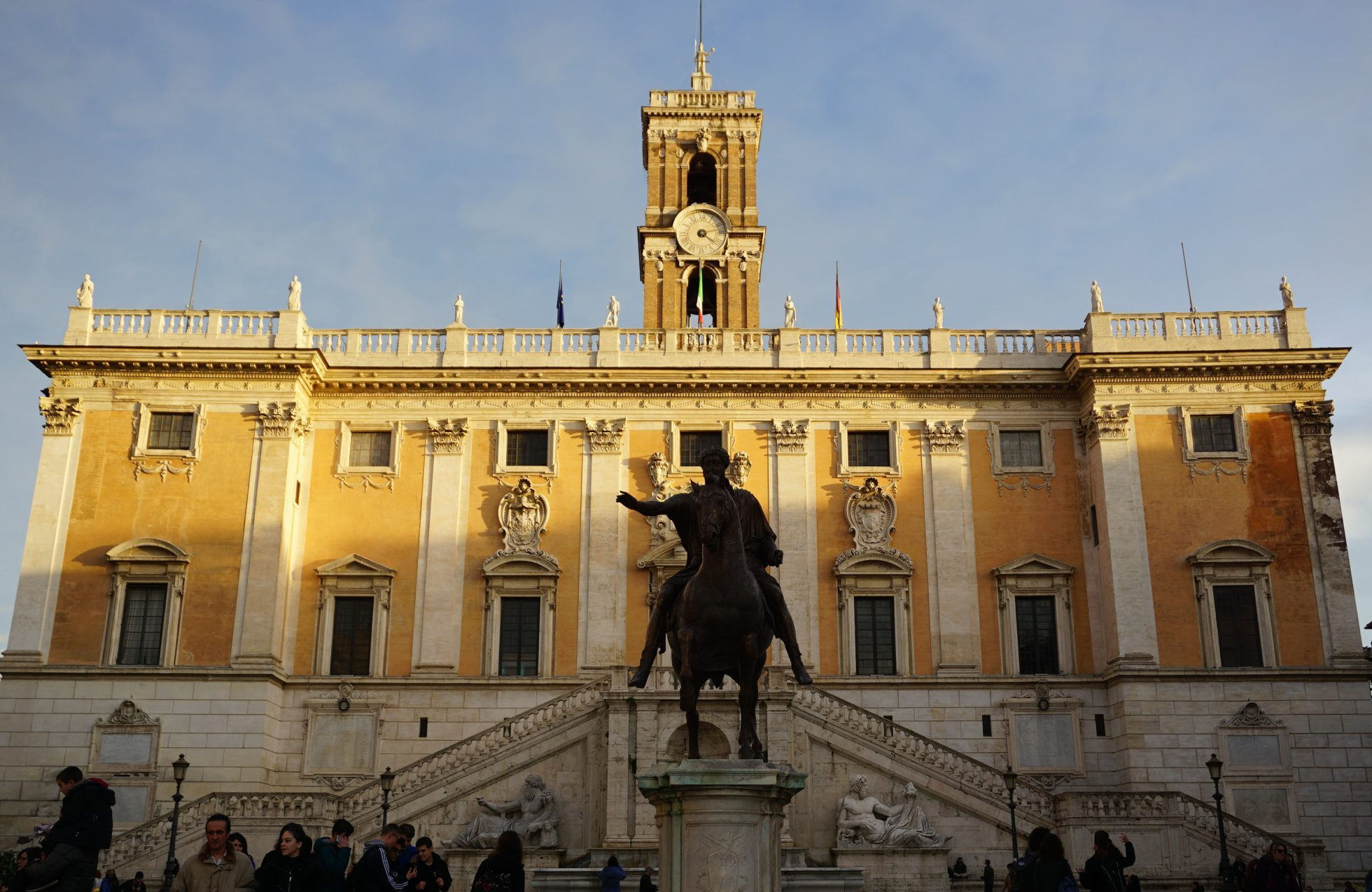 What to See at the Musei Capitolini in Rome • Nomad by Trade