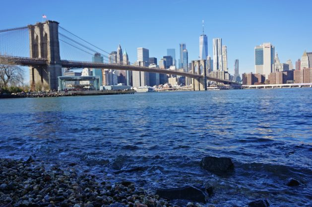 Brooklyn Bridge Park - best views in NYC
