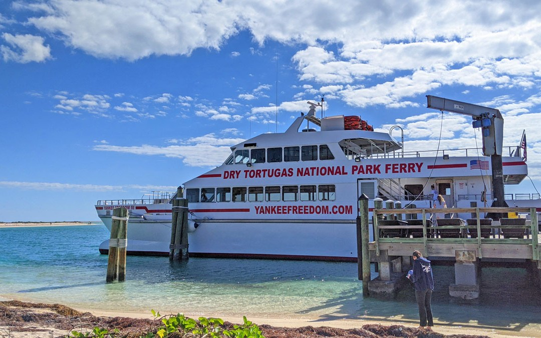 Taking the Dry Tortugas Ferry – Everything You Need to Know