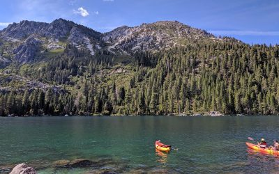 Fannette Island Guide – Everything You Need to Know about Kayaking Lake Tahoe's Only Natural Island