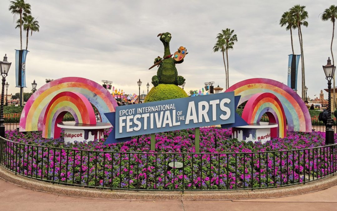 Epcot International Festival of the Arts Highlights and Tips