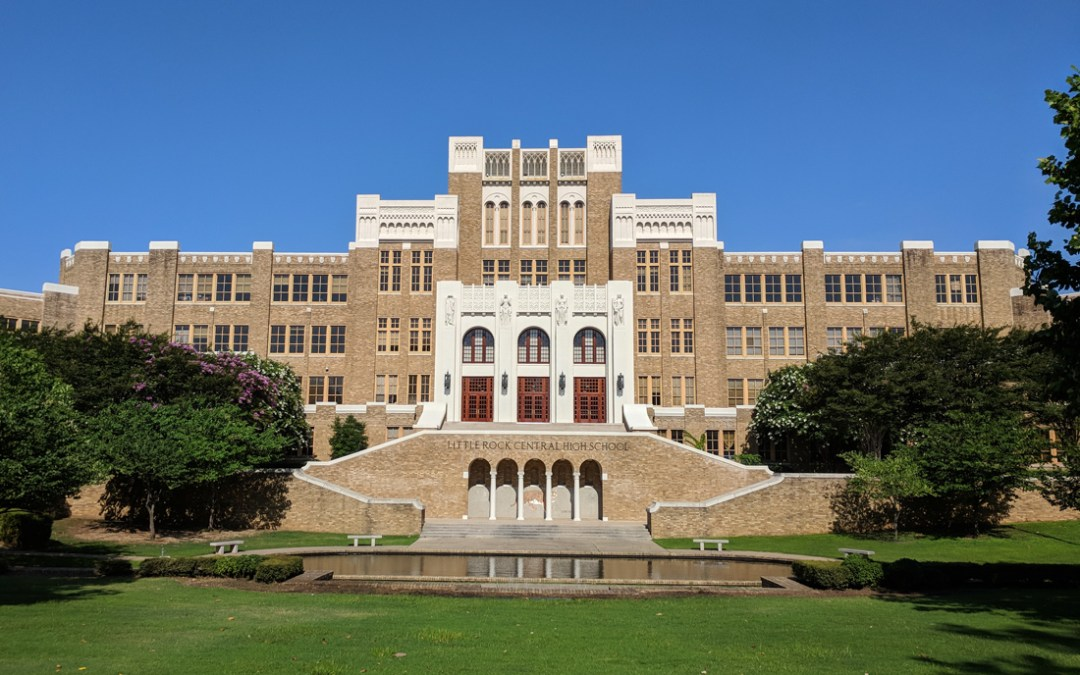 Touring Little Rock Central High School National Historic Site