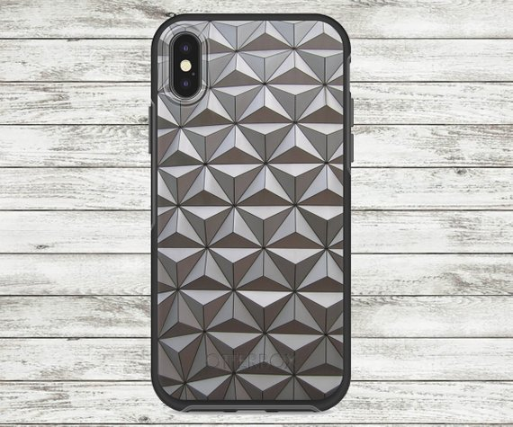 Spaceship Earth phone case