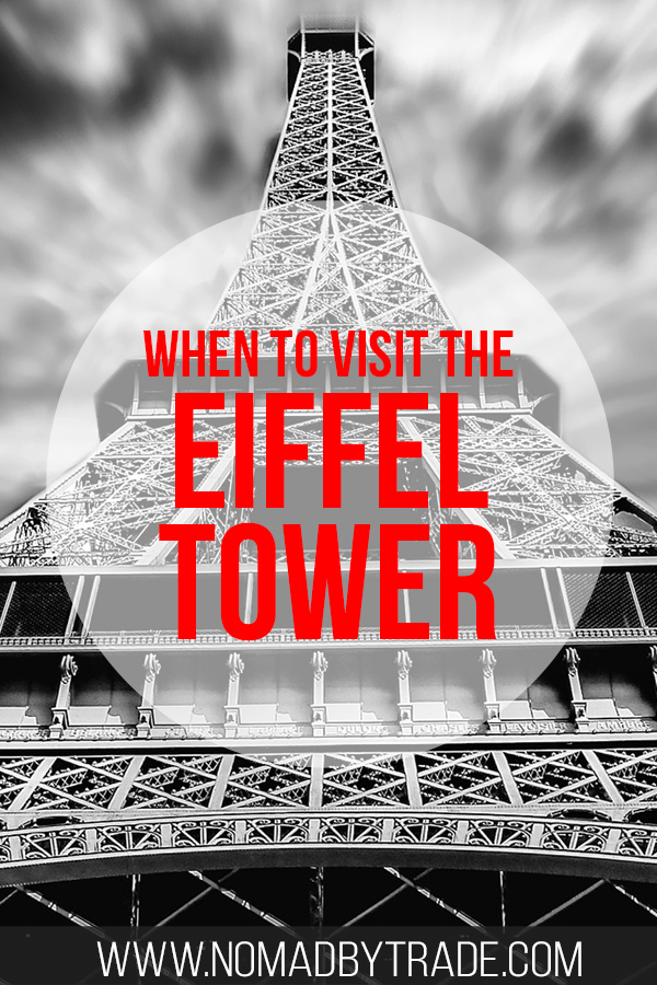 When you're planning a visit to Paris, France, you'll definitely want to visit the Eiffel Tower. It's one of the top attractions in Paris, and finding the best time to visit the Eiffel Tower is key. One of the best things to do in Paris is a trip to the top of the Eiffel Tower, so make sure you make the most of it.