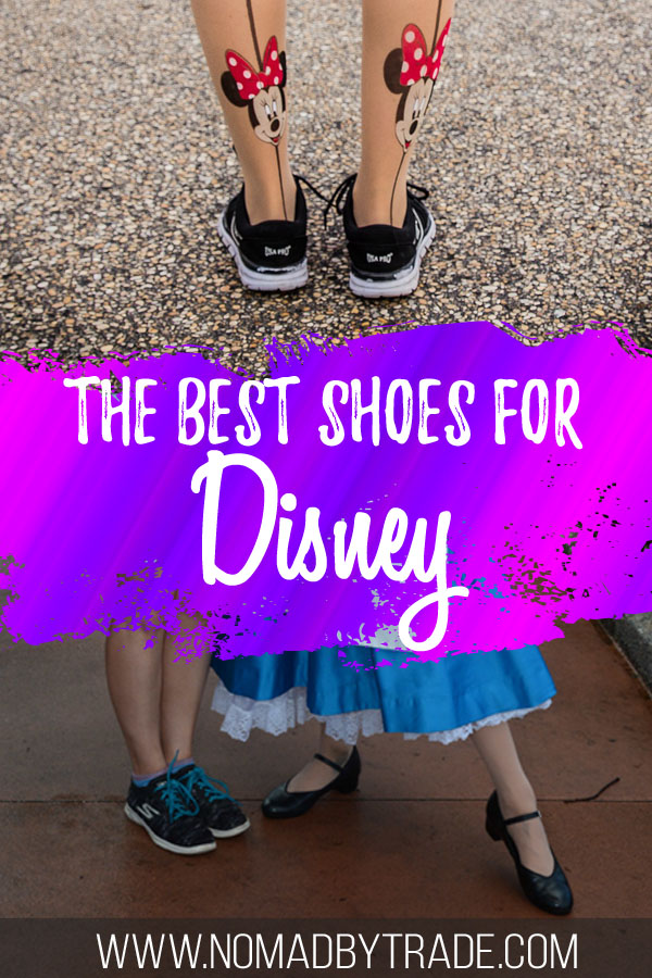 152a993e6dd The Best Shoes for Disney World and Disneyland for the Whole Family ...