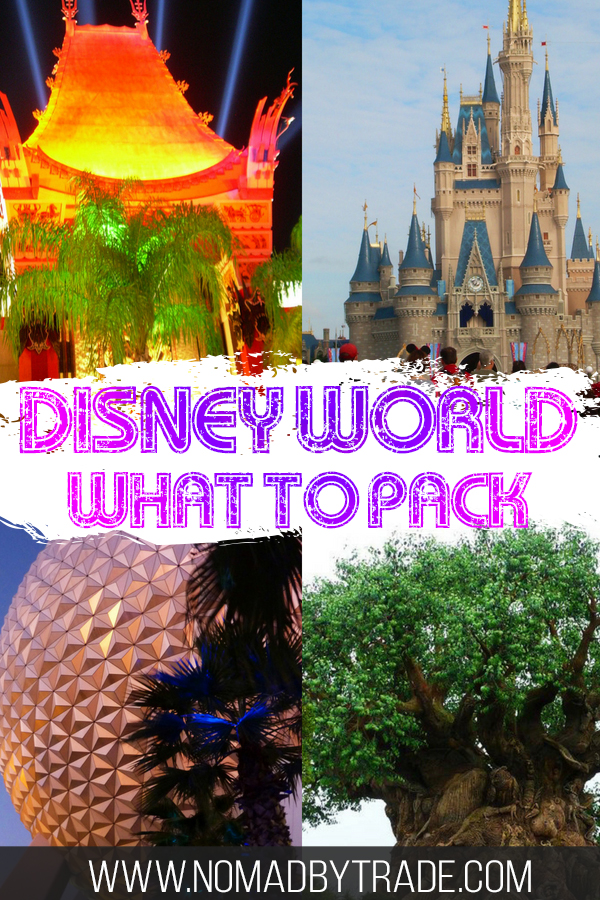 When planning a Disney World vacation, don't forget to bring all of your Disney World essentials with you. This Disney World packing list has all the most important things to pack for Disney World. Including the best backpacks for Disney World, walking shoes, basics, and more! Don't forget to save this Disney World packing pin for later! #Disney #DisneyWorld #WDW #Florida #Orlando #USA #vacation #traveltips #wanderlust #DisneyParks
