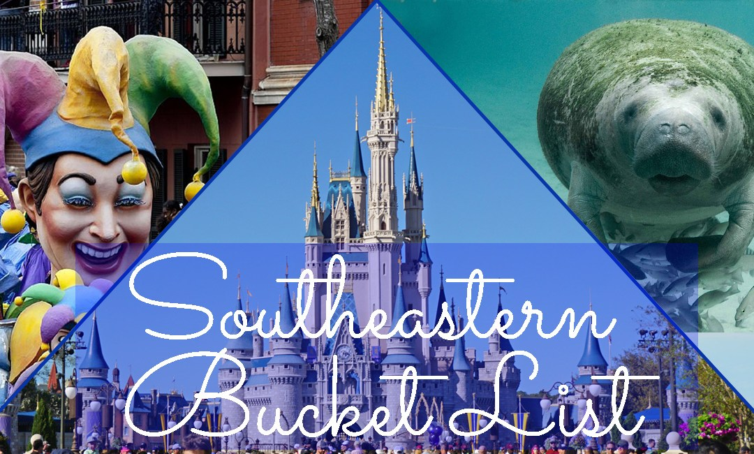 Fifty Bucket List-Worthy Things to Do in the Southeastern United States