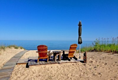 Best beaches in Michigan