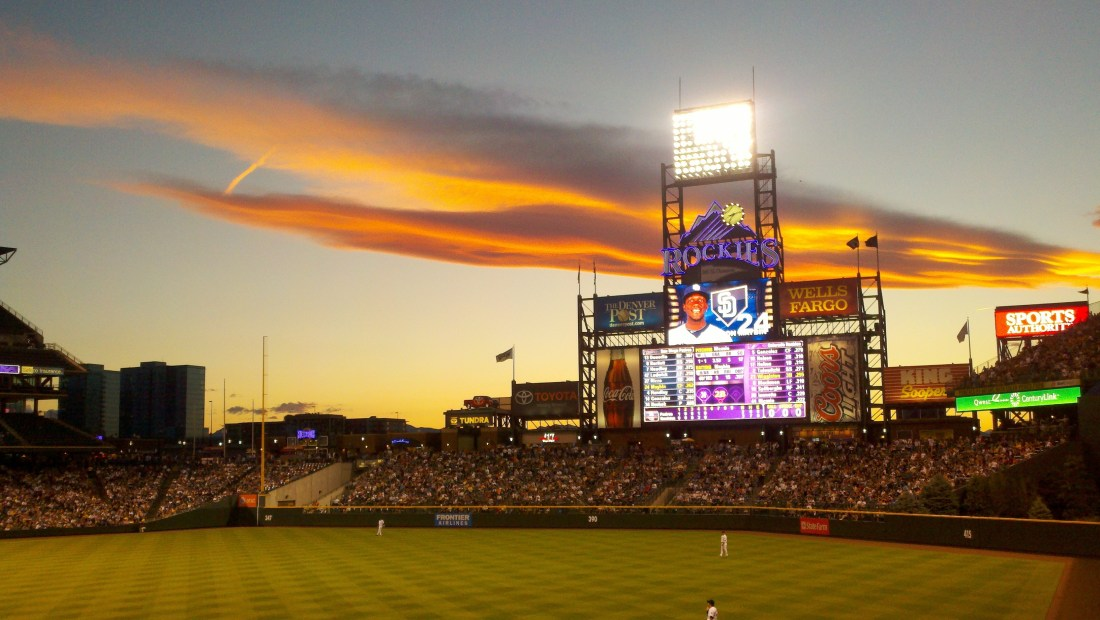 Coors Field: Home of Your Colorado Rockies!