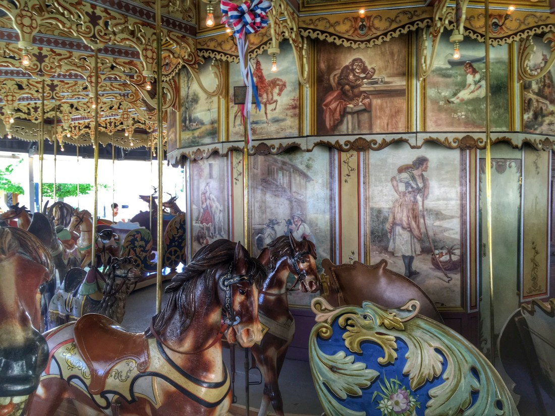 Last Call of the Season to Visit the Kit Carson County Carousel