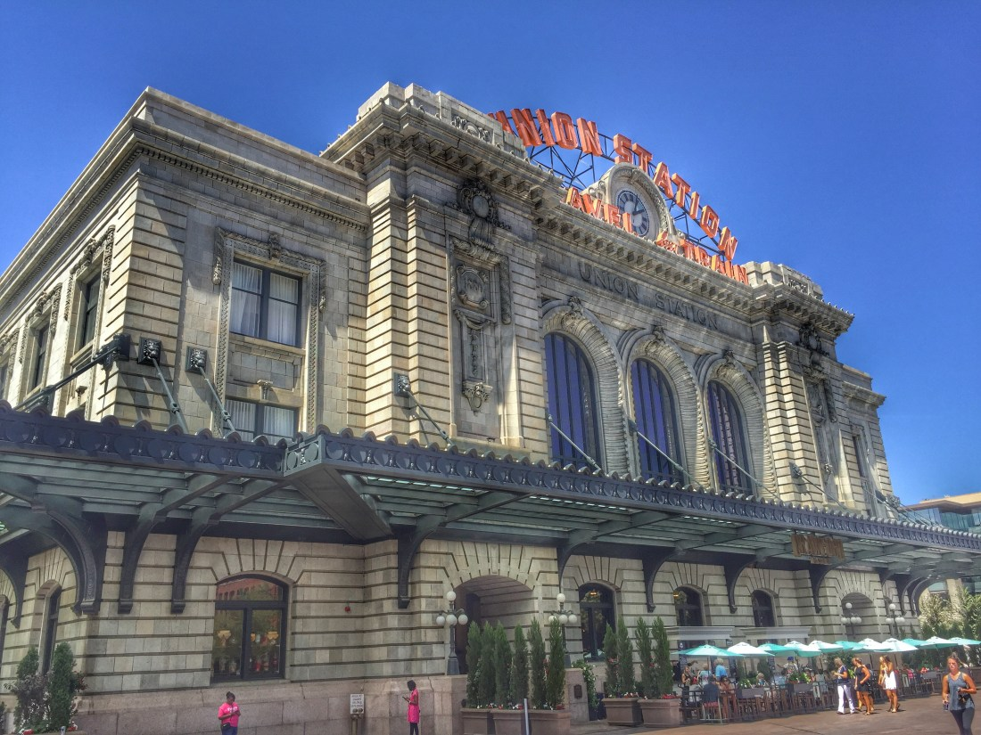 Union Station Connects Denver to the World