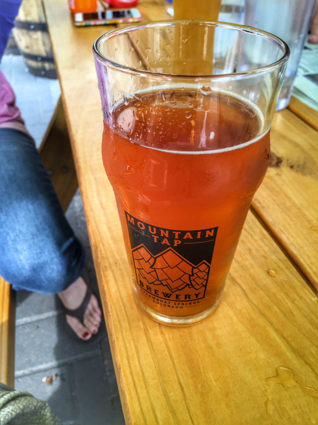 Welcome to Steamboat Springs' Mountain Tap Brewery