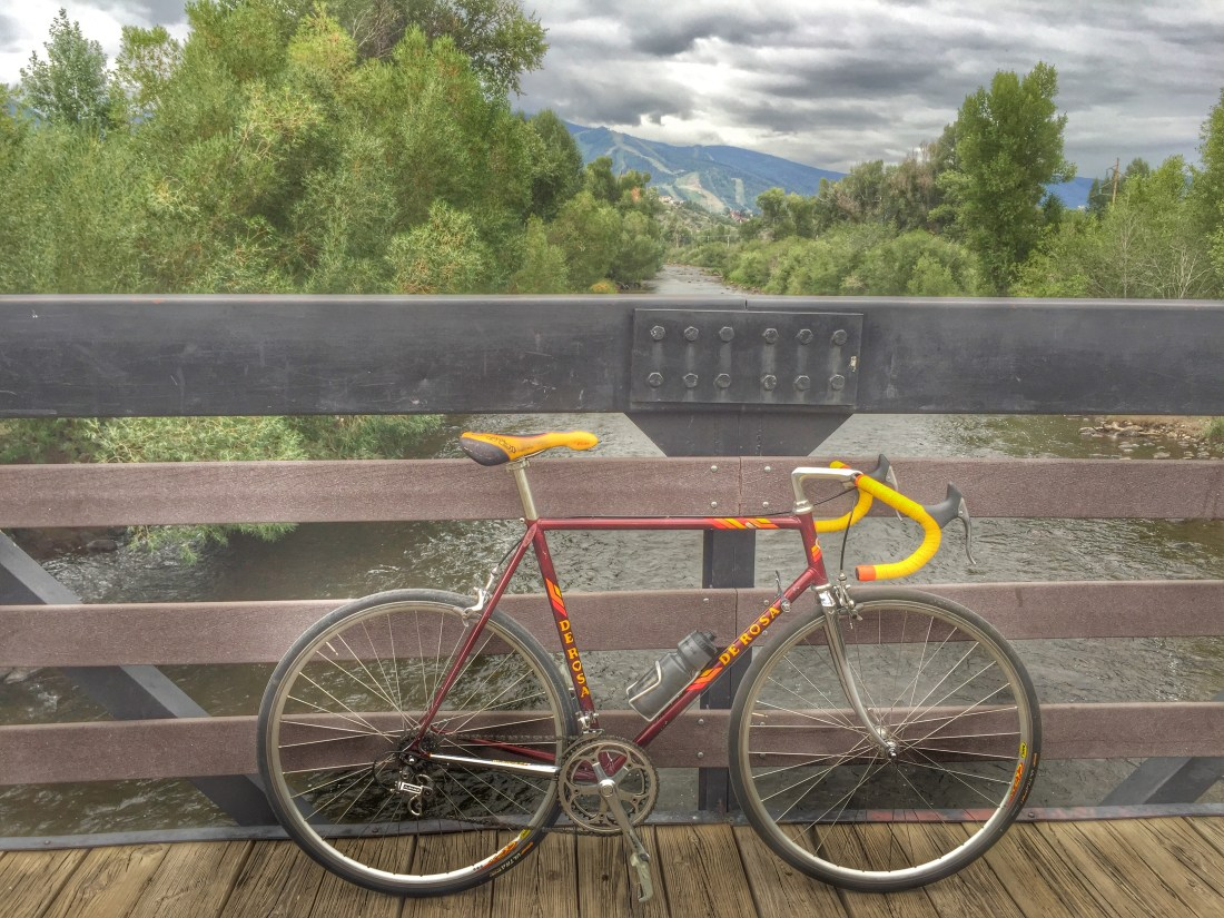 Spinning Through Routt County Backroads