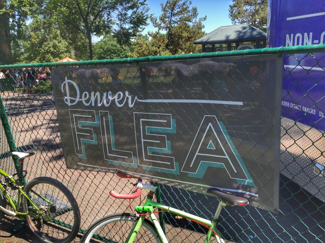 The Denver Flea: An Afternoon at the Market in City Park
