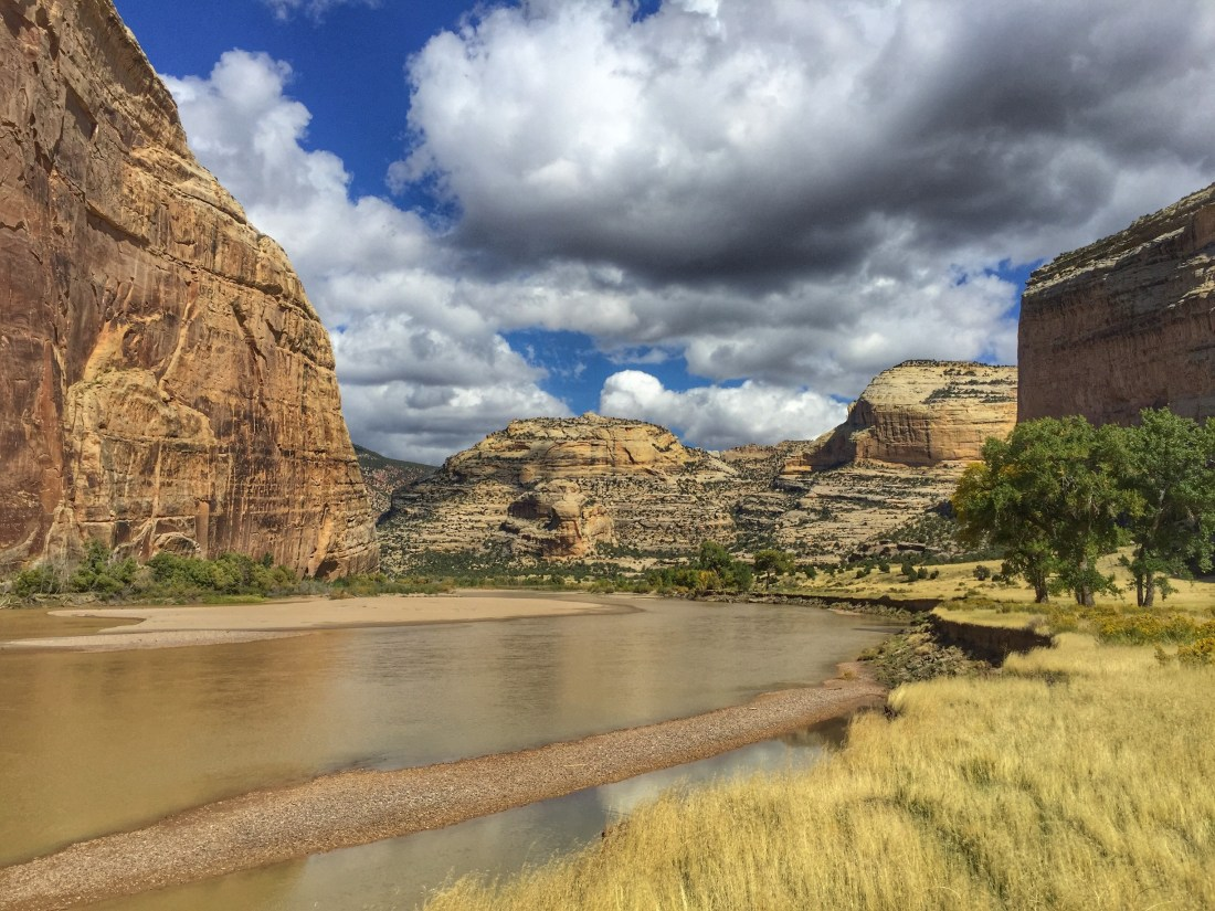 Dinosaur National Monument, Part I: Unobstructed Waters of Echo Park