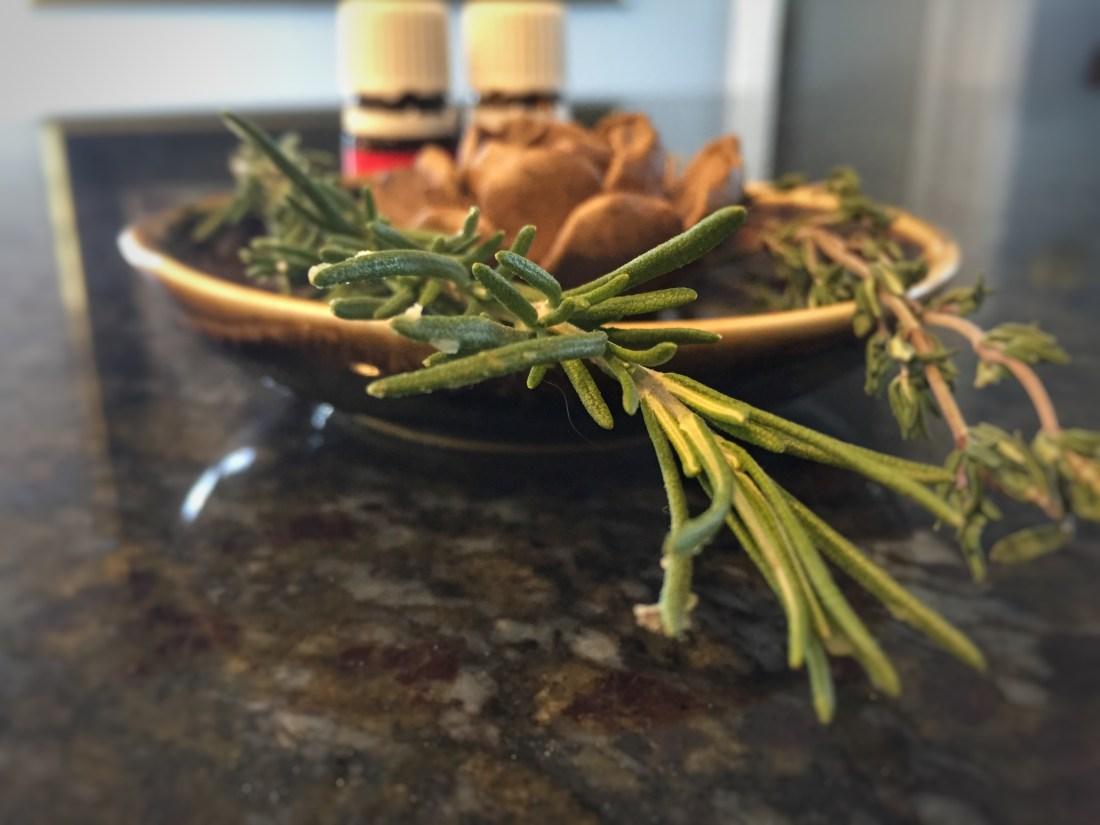 Essential Oils: Experimenting with Ancient Medicine