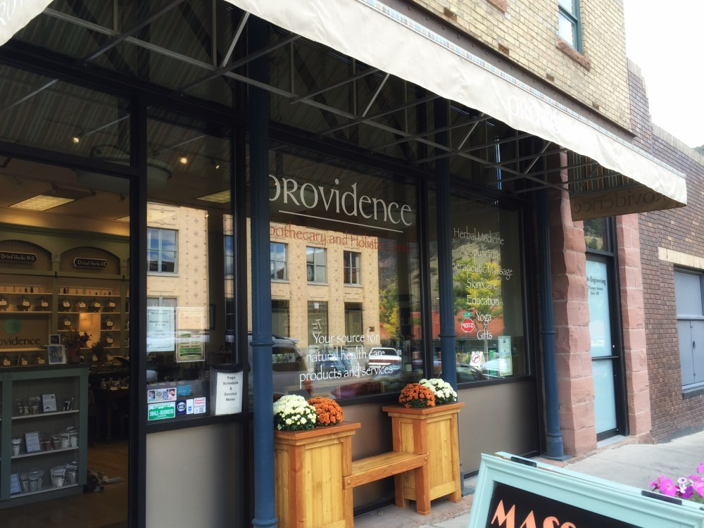 Providence Apothecary Glenwood Springs