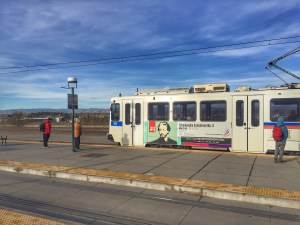 RTD Light Rail Denver