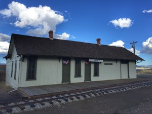 Como Railroad Depot