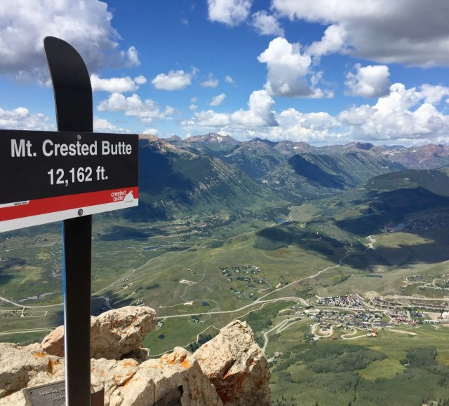 Hike Mount Crested Butte