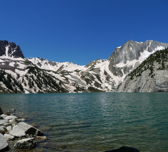 Snowmass Lake Hike