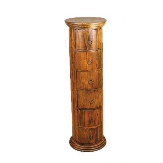 colonne rangement 6 tiroirs hindi