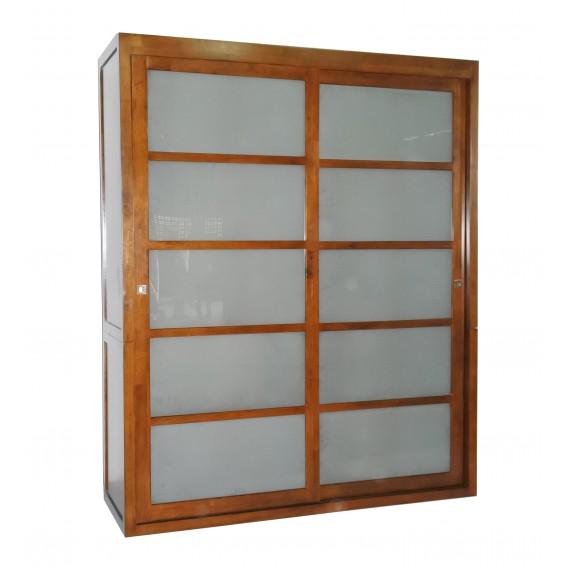 armoire dressing 2 portes coulissantes