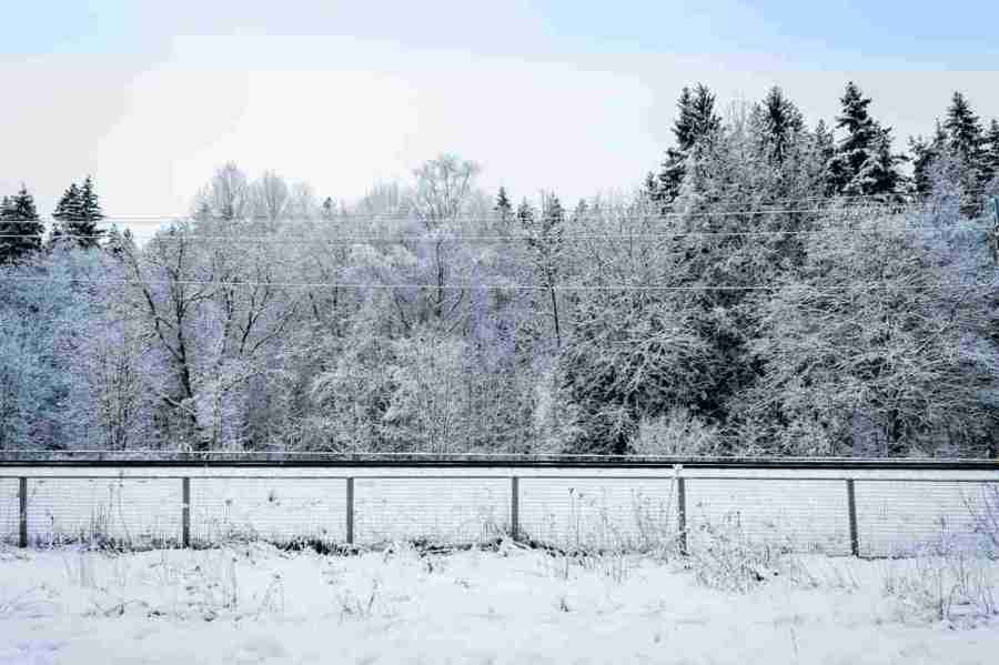 winter in turku
