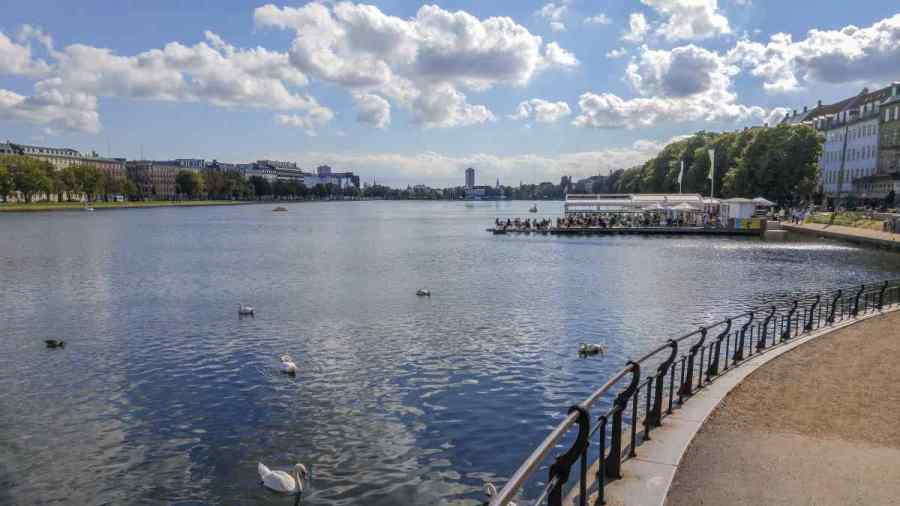 one day in copenhagen itinerary the lakes