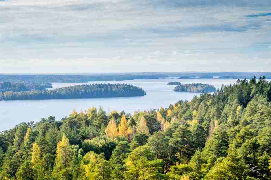 Most Beautiful Places in Finland, Finnish Lakeland, Tampere