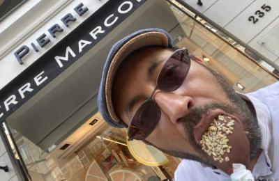 Pierre Marcolini, Esquimaux minute et crème glacée Frissons pour rafraîchir l'été